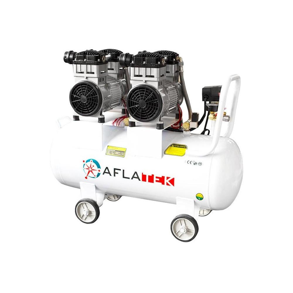 Betepalinis oro kompresorius Aflatek SilentPRO80